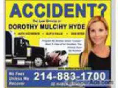 Agressive Car Accident Attorney