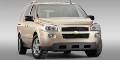 2005 Chevrolet Uplander LT (White)