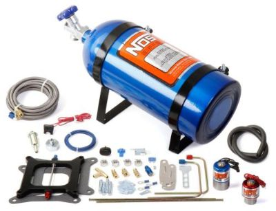 Sell NOS 02001NOS Cheater Nitrous Kit 150-250 H.P. Holley 4150 Plate motorcycle in Bowling Green, Kentucky, United States, for US $449.99