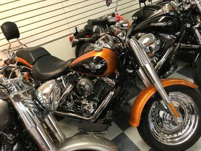 2015 Harley-Davidson FAT BOY Motor Bikes Motorcycles Augusta, ME