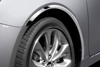 Purchase SAA WQ11360 11-13 fits Hyundai Sonata Fender Trim Wheel Well Car Chrome Trim motorcycle in Westford, Massachusetts, US, for US $104.88