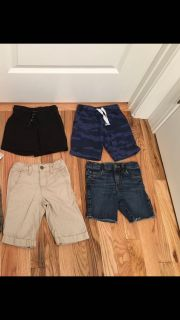 Size 4t Shorts Lot. Carter s, Cat & Jack & Old Navy. Washed, Never Worn & Excellent Condition.