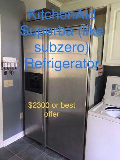 Refrigerator commercial like