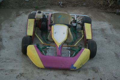 Kids Go Kart Comer 50cc Racing