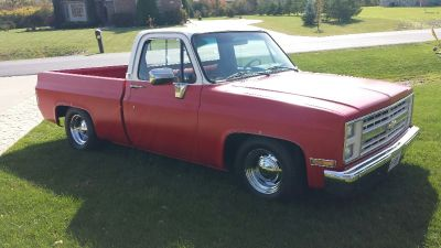 1985 C-10 Shortbed