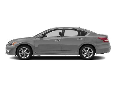 2015 Nissan Altima 2.5 (Brilliant Silver)