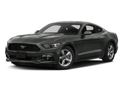 2017 Ford Mustang V6 (Graystone Metallic)