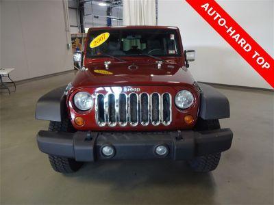 2007 Jeep Wrangler Unlimited Rubicon (Light Graystone Pearl)
