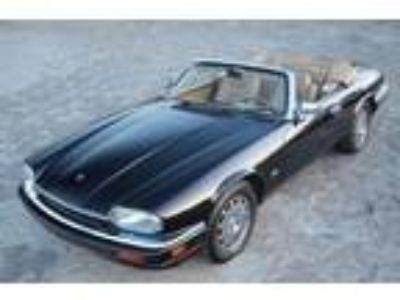 1996 Jaguar XJS Celebration Edition Convertible