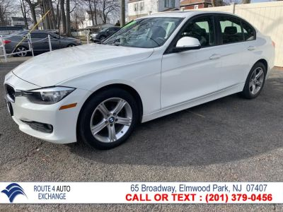 2015 BMW 3-Series 4dr Sdn 320i xDrive AWD (Alpine White)