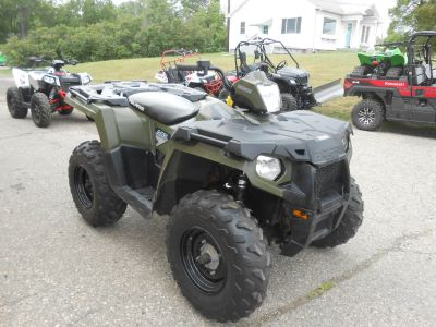 2015 Polaris Sportsman ETX Utility ATVs Howell, MI
