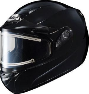 Purchase HJC CS-R2 2XL Gloss Black Electric Snowmobile Snow Sled CSR2 Helmet New 2X XXL motorcycle in Ashton, Illinois, US, for US $166.49
