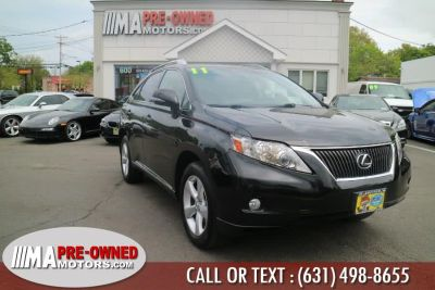2011 Lexus RX 350 Base (Stargazer Black)