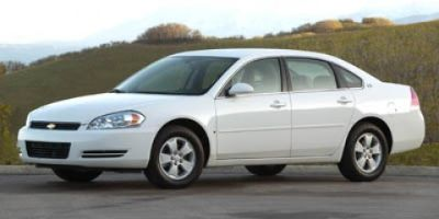2007 Chevrolet Impala LS (Bordeaux Red)