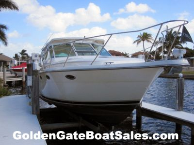 2006, 31' TIARA 3100 OPEN with Twin CAT 3116 Diesels