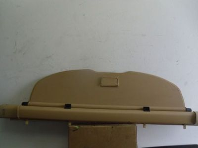 Purchase Porsche Cayenne Cargo Cover Boot Cover OEM 958 Beige Tan 7P5 867 773 D FOK motorcycle in Los Angeles, California, United States, for US $170.00