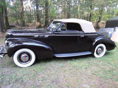 1940 Pontiac Convertible