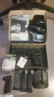 For Sale: SIGPRO SP2022-LOTS OF EXTRAS