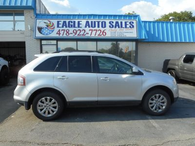 2010 Ford Edge SEL (Silver Or Aluminum)