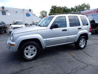 2004 Jeep Liberty Limited (Bright Silver Metallic)