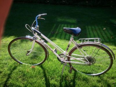 European Town Cruiser for sale. Vintage style bike