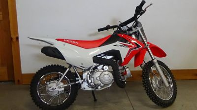2018 Honda CRF110F Off Road Bennington, VT