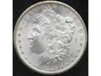 Morgan CC Silver Dollar (Lakewood)