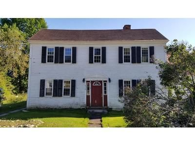 3 Bed 1.5 Bath Foreclosure Property in West Topsham, VT 05086 - Rt 25