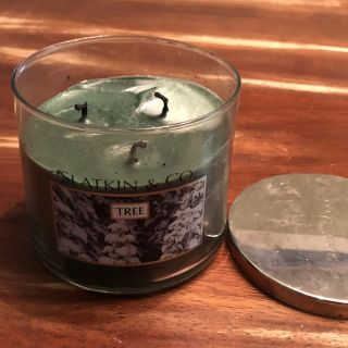 Yankee Candle 3 Wick Christmas Candle