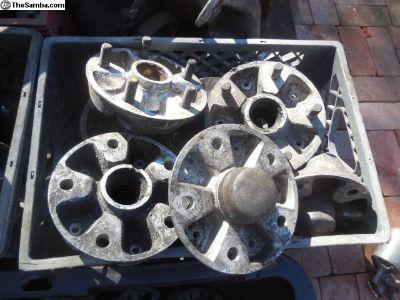Porsche 356/911/912 Front Wheel Hubs