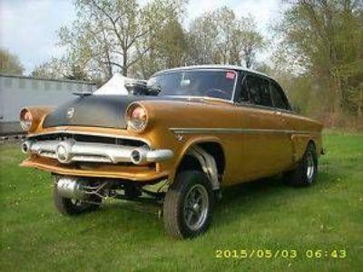 1954 Ford Gasser