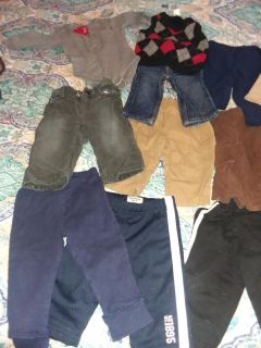 6-9month clothes and pants.