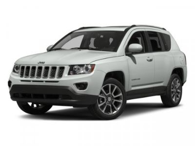 2015 Jeep Compass Latitude (Maximum Steel Metallic Clearcoat)