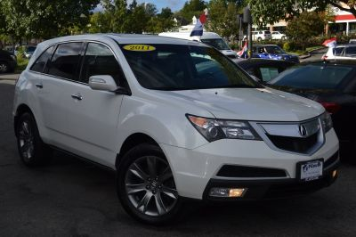 2011 Acura MDX Base w/Advance (White)