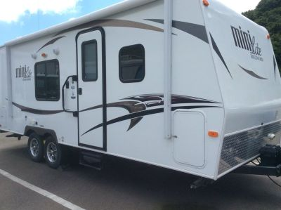 2014 Forest River Rockwood Mini Lite WRLT2304