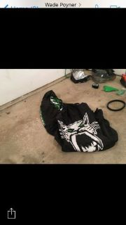 Find Arctic Cat Snowmobile Cover motorcycle in Melrose Park, Illinois, United States, for US $80.00