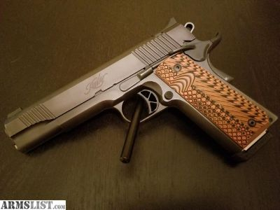 For Sale: Early Kimber Classic Custom (Pre ii)