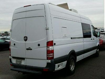 2008 Dodge Sprinter 3500 Cargo Van 3D