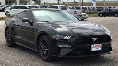 2019 Ford Mustang EcoBoost Premium Fastback (Shadow Black)