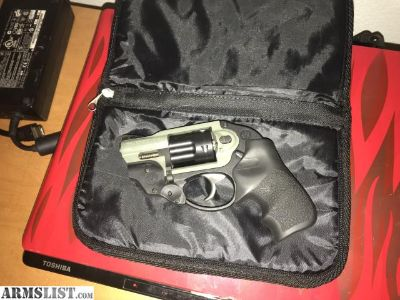 For Trade: Ruger LCR .38 special