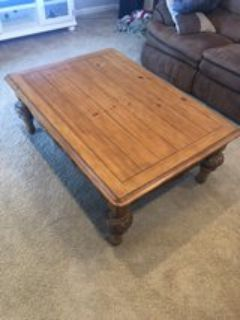Ashely Furniture Table Set