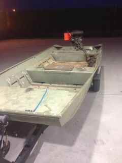 PRICE REDUCED mud boat 6000