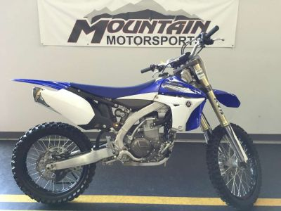 2012 Yamaha YZ450F Motocross Motorcycles Ontario, CA
