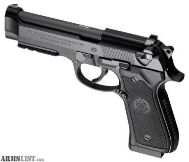 For Sale: Beretta 92A1 9mm (15 Rds NJ Legal)