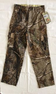 Youth Camouflage Hunting Pants