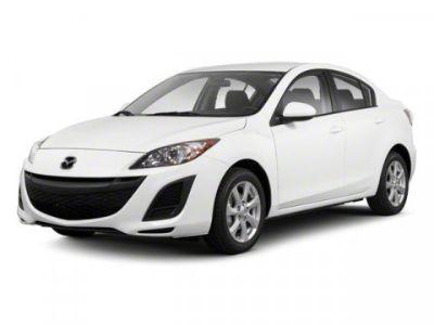2011 Mazda Mazda3 i Sport (Crystal White Pearl Mica)