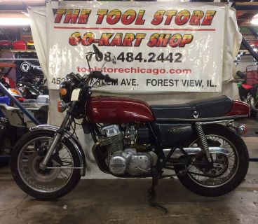 1975 HONDA CB750 Street / Supermoto Motorcycles Forest View, IL