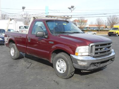 $3,750, Check Out This Spotless 2004 Ford Super Duty F-250 with 274,936 Miles