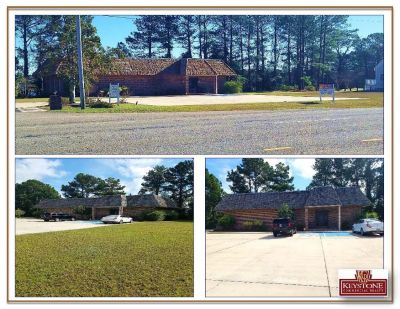 Whaley Office Building-2,616 SF Bldg with .85 Acres-Longs SC