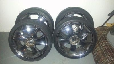 $1 Car audio & rims sale****************